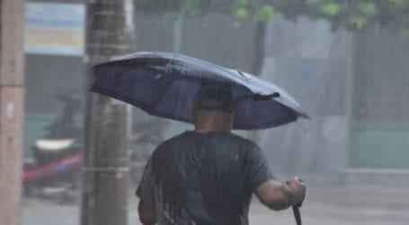 Βροχές και καταιγίδες σε πολλές περιοχές της χώρας