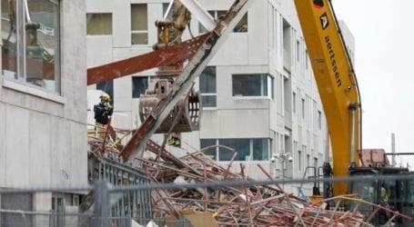 Πέντε νεκροί σε εργοτάξιο κατασκευής σχολείου στο Βέλγιο