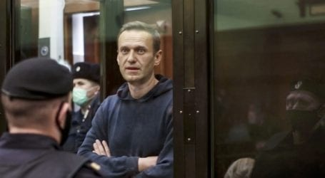 Νέα δέσμη κυρώσεων κατά της Μόσχας ετοιμάζει η Ουάσινγκτον για τον Αλεξέι Ναβάλνι