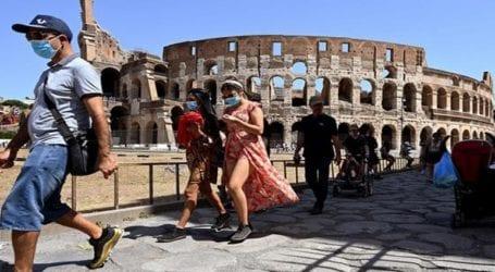 Ιταλία: Καταγράφηκαν 881 νέα κρούσματα