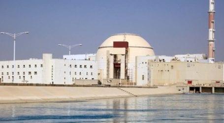 Ο πυρηνικός σταθμός Μπουσέρ τέθηκε προσωρινά εκτός λειτουργίας