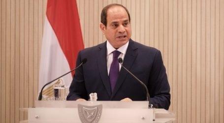 Ο Αλ Σίσι ζητά την απόσυρση όλων των ξένων δυνάμεων από τη Λιβύη