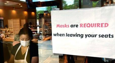 Παράταση για μία εβδομάδα της υποχρεωτικής χρήσης μάσκας στο Σίδνεϊ