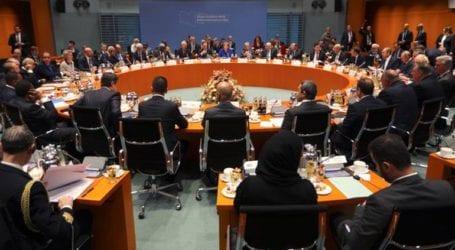 Ξεκινά η διάσκεψη για τη Λιβύη στο Βερολίνο