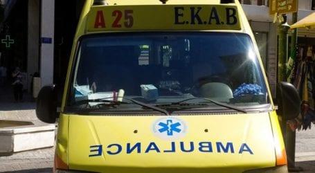 Γυναίκα στο Αγρίνιο έριξε χλωρίνη στον σύζυγό της