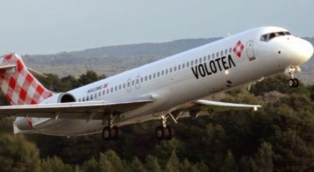 Η Volotea ξεκινά και πάλι τις πτήσεις από την Αθήνα