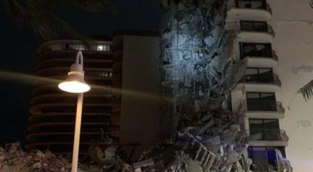 Βίντεο δείχνει τη στιγμή της κατάρρευσης κτηρίου στο Μαϊάμι