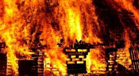 Τουλάχιστον 18 νεκροί σε πυρκαγιά σε κέντρο πολεμικών τεχνών