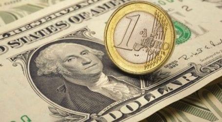 Αντιδρά ανοδικά το ευρώ