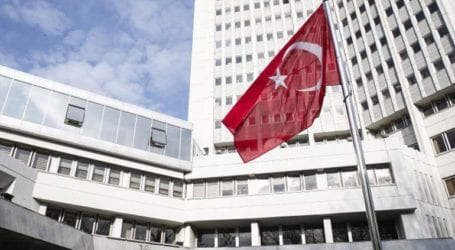 Σκληρή δήλωση του τουρκικού ΥΠΕΞ για τις αποφάσεις της Συνόδου Κορυφής