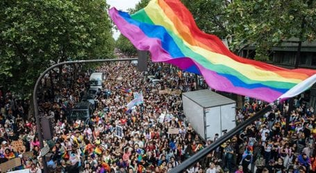 «Gay Pride» με το βλέμμα στην Ουγγαρία