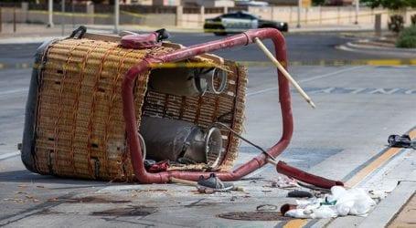 Υπέκυψε ο πέμπτος από τους επιβαίνοντες στο αερόστατο που συνετρίβη στο Αλμπουκέρκι