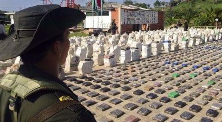 Κολομβία: Κατασχέθηκαν έξι τόνοι κοκαΐνης
