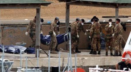 Τουλάχιστον επτά νεκροί και εννέα αγνοούμενοι από ναυάγιο στα ανοιχτά της Λαμπεντούζα