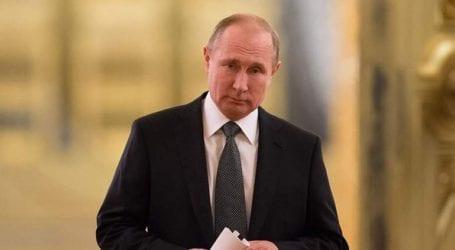 Ο Πούτιν είπε ότι έλαβε το εμβόλιο Sputnik V έναντι της Covid-19