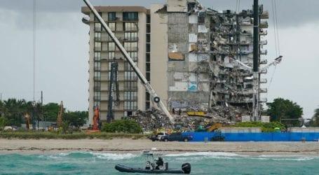 Στους 16 οι νεκροί από την κατάρρευση πολυκατοικίας στο Μαϊάμι