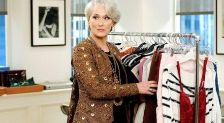 Η αποκάλυψη της Meryl Streep για την εμπειρία της στο «The Devil Wears Prada»: «Είχα κατάθλιψη»