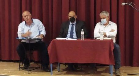 Χρ. Τριαντόπουλος: Προχωρά η συνεργασία με την ΕΤΒΑ για την επενδυτική αξιοποίηση της ακίνητης περιουσίας του Δήμου Ρήγα Φεραίου
