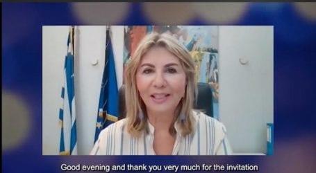 Πιερρακάκης, Μακρή και Δήμας στην τελετή απονομής του 8ου Envolve Award Greece