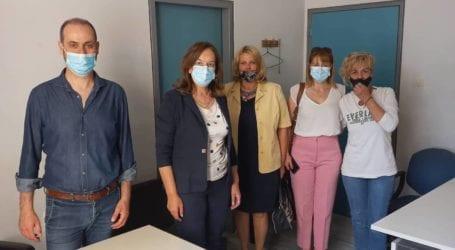 Επίσκεψη Κ. Παπανάτσιου στο Κέντρο Υγείας Βόλου