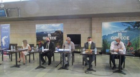 Παρουσιάστηκε η νέα αεροπορική γραμμή Βόλος – Ηράκλειο: «Μία πτήση – αμέτρητες επιλογές στην Κρήτη και την Κεντρική Ελλάδα!»
