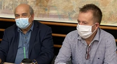 Κόκκαλης με Βούτση: Ο ΣΥΡΙΖΑ οφείλει να εκφράσει τη μεγάλη κοινωνική πλειοψηφία που δημιουργείται από τις κυβερνητικές πολιτικές