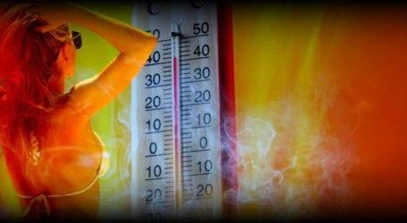 Βόλος: 41 βαθμούς Κελσίου θα δείξει το θερμόμετρο – Αναλυτική πρόγνωση καιρού