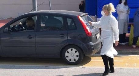 Βόλος: Τέσσερα θετικά rapid tests στις σημερινές δειγματοληψίες