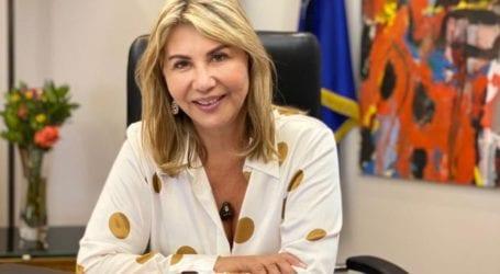 Ζέττα Μακρή προς Γιάννη Πλακιωτάκη για την παροχή έκπτωσης στα ακτοπλοϊκά εισιτήρια των αναπληρωτών εκπαιδευτικών