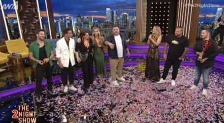 Αυλαία για το The 2Night Show: «Ήταν μια δύσκολη χρονιά, αλλά τα καταφέραμε!»