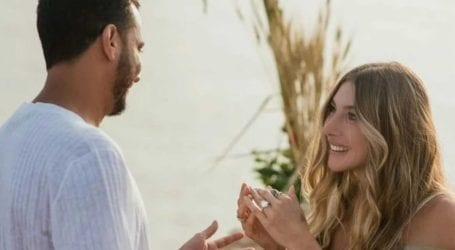 Ρομαντική πρόταση γάμου για την πρώην σύζυγο του Ατζούν Ιλιτζαλί από Αιγύπτιο κροίσο