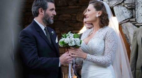 Θεοφανία Παπαθωμά: Η συγκλονιστική φωτογραφία για τον «θάνατο» του τηλεοπτικού της συζύγου στις «Άγριες Μέλισσες»