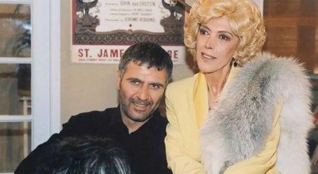Ντίνα Κώνστα: Εγκατέλειψε την Αθήνα η «Ντένη Μαρκορά»