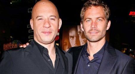 Η συγκινητική ανάρτηση του Vin Diesel για τον Paul Walker: «Ένας αιώνιος αδελφός…»