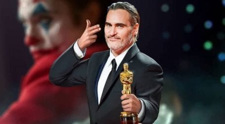 O Joaquin Phoenix αποκαλύπτει πώς ένιωσε όταν παρέλαβε το βραβείο Όσκαρ το 2020