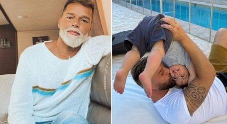 O Ricky Martin αποκαλύπτει γιατί η 2χρονη κόρη του δεν τον αφήνει να τραγουδά