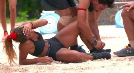 Survivor: Ο τραυματισμός της Μαριαλένας Ρουμελιώτη: «Πονάω»!