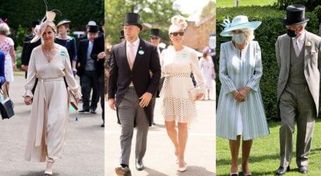 Οι πρώτες εμφανίσεις της βασιλικής οικογένειας στις διάσημες ιπποδρομίες του Ascot