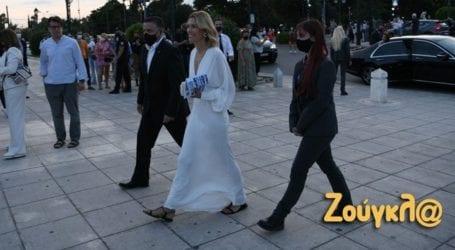 «Dior celebrates Greece»: Οι πρώτες αφίξεις στο Καλλιμάρμαρο