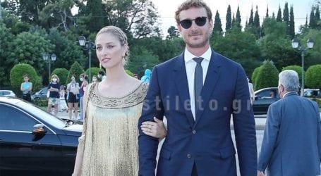 Λάμψη από Μονακό στο Καλλιμάρμαρο: Η Beatrice Borromeo και ο Pierre Casiraghi στο show του Dior