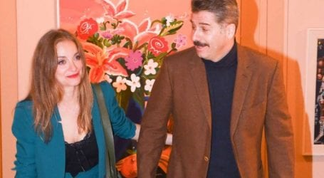 Αλέξανδρος Μπουρδούμης-Λένα Δροσάκη: Βαφτίζουν τον γιο τους σε κλειστό οικογενειακό κύκλο!