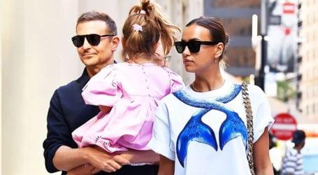 Η συνάντηση της Irina Shayk με τον Bradley Cooper μετά το ταξίδι με τον Kanye West στο Παρίσι