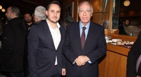 Μάριος Γεωργιάδης: Πολιτικός γάμος για τον γιο του Βασίλη Λεβέντη λίγο πριν γίνει πατέρας