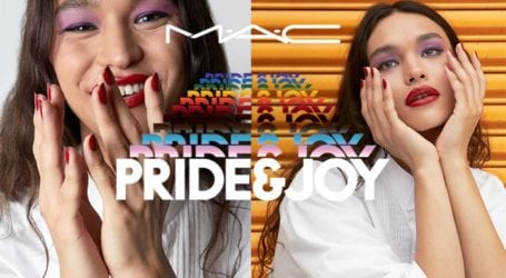Η νέα συλλογή της MAC είναι εμπνευσμένη από το φετινό Pride!
