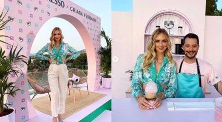 Η chic εμφάνιση της Chiara Ferragni στο event που βρέθηκε στην Αθήνα