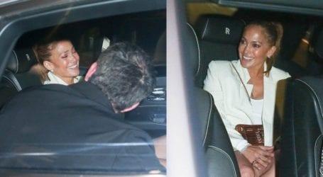 H Jennifer Lopez και ο Ben Affleck δείπνησαν σε ελληνικό εστιατόριο