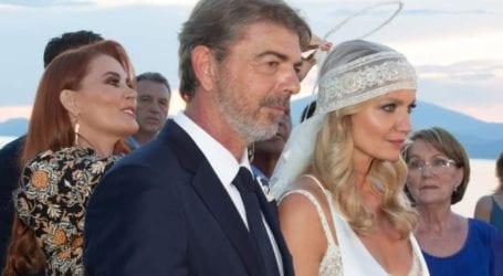 Παναγιώτα Βλαντή: Η πρώτη φωτογραφία στο Instagram από τον γάμο της με τον Γιάννη Βλάχο