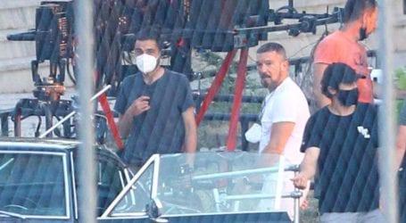 «The Enforcer»: Ο Andonio Banderas ξεκίνησε τα γυρίσματα της νέας του ταινίας στη Θεσσαλονίκη