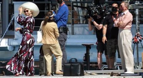 Kate Hudson – Daniel Craig: Οι πρώτες φωτογραφίες από τα γυρίσματα της νέας τους ταινίας στις Σπέτσες