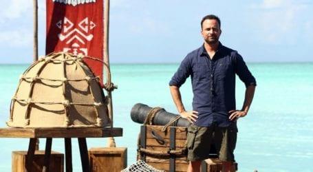 Γιώργος Λιανός: Επέστρεψε Ελλάδα για τον μεγάλο τελικό του Survivor